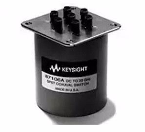 87106A Multiport Coaxial Switch, DC to 4 GHz, SP6T