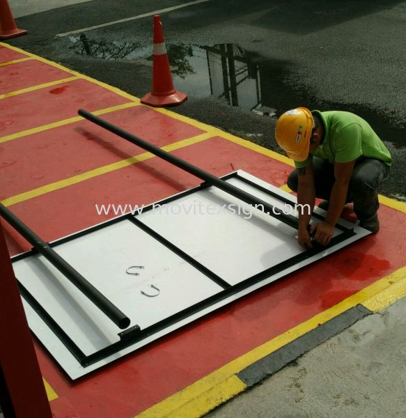 safety floor plan signboard for every entrance. Before u entering the factory to known where u are?., when fire outbreak u can Exit for life. safety sign sample Johor Bahru (JB), Johor, Malaysia. Design, Supplier, Manufacturers, Suppliers | M-Movitexsign Advertising Art & Print Sdn Bhd