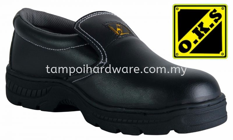 OKUTSU Brand Safety Shoe  L70317 Footware Personal Protective Equipments Johor Bahru (JB), Malaysia, Tampoi Supplier, Suppliers, Supply, Supplies | Tampoi Hardware Sdn Bhd