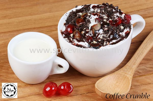 Coffee Crunble Speciality Drinks Beverages Johor Bahru (JB), Malaysia, Taman Abad Indian, Dishes, Restaurant, Catering | Villa Nine Spice Sdn Bhd