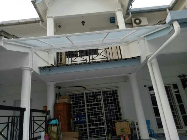 Polycarbonate / Skylight Polycarbonate / Glass Skylight Melaka, Malaysia, Durian Tunggal Installation, Services, Supplier, Specialist | J & V Steel Engineering Works