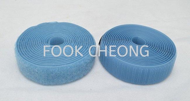 Hook & Loop Fastener Tape (080 Med Blue) B2B Selangor, Malaysia, Kuala Lumpur (KL), Shah Alam Supplier, Distributor, Supply, Supplies   Fook Cheong Trading Sdn Bhd