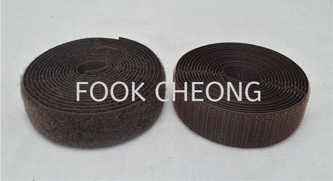 Hook & Loop Fastener Tape (160 Dray Brown) B2B Selangor, Malaysia, Kuala Lumpur (KL), Shah Alam Supplier, Distributor, Supply, Supplies   Fook Cheong Trading Sdn Bhd