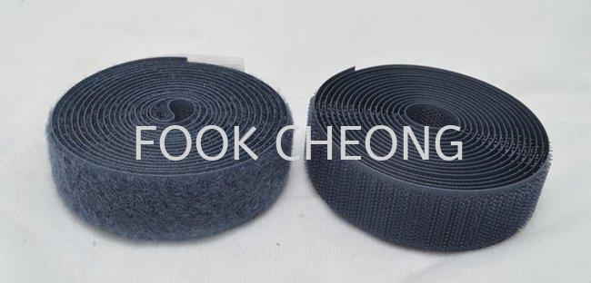 Hook & Loop Fastener Tape  (120 Dary Gray) B2B Selangor, Malaysia, Kuala Lumpur (KL), Shah Alam Supplier, Distributor, Supply, Supplies | Fook Cheong Trading Sdn Bhd