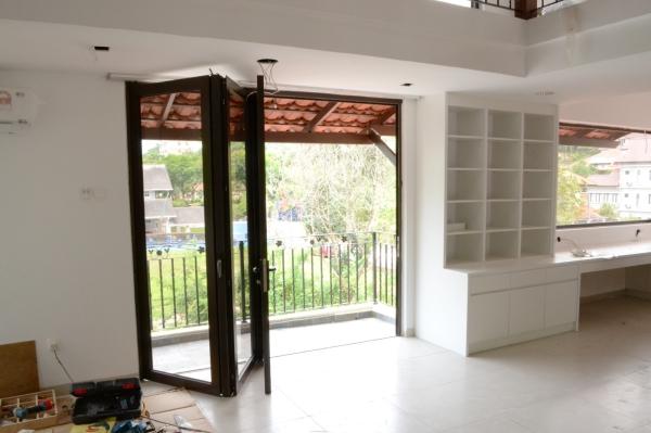 Folding Doors Door Series Malaysia, Selangor, Kuala Lumpur (KL), Batu Caves Supplier, Supply, Installation, Service | Hup Hing Aluminium Sdn Bhd