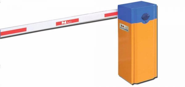 MAG BARRIER GATE SYSTEM BR500 Barrier Gate Pedestrian Access Johor Bahru (JB), Malaysia Supplier, Supply, Supplies, Installation | NewVision Systems & Resources Sdn Bhd