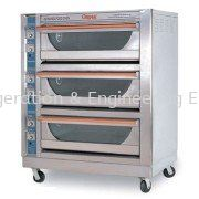 3 DESK 6 TRAYS OVEN OVEN BAKERY EQUIPMENT Johor Bahru (JB), Malaysia Supplier, Suppliers, Supply, Supplies | FL Refrigeration & Engineering Enterprise (M) Sdn Bhd