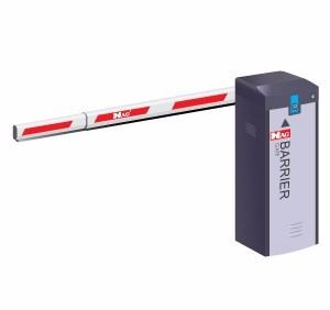 BR660T.MAG Telescopic Arm Barrier Gate