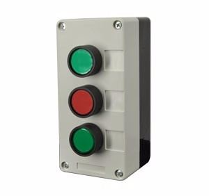 BR_PB3. MAG Triple Push Button ACCESSORIES MAG BARRIER GATE SYSTEM Johor Bahru (JB), Malaysia, Selangor, Kuala Lumpur (KL), Perak, Skudai, Subang Jaya, Ipoh Supplier, Suppliers, Supply, Supplies | AIASIA TECHNOLOGY DISTRIBUTION SDN BHD