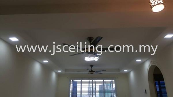 Jentayu residence,tampoi cornice Jentayu Residence plaster siling design Johor Bahru, JB Design, Supply, Supplier | JS Ceiling & Renovation Works