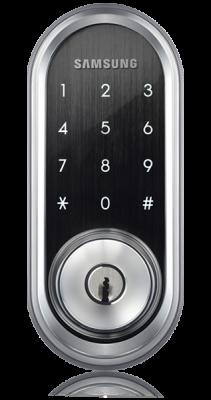 SHP-DS510.Digital Deadbolt with Mechanical Override Keys