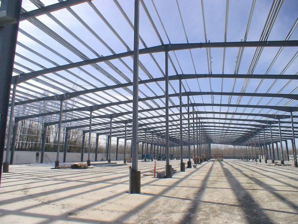 Steel Structure And Erection works Conventional Steel Buildings Johor Bahru (JB), Malaysia, Ulu Tiram Works, Construction, Services | Senior Resources Group Sdn Bhd