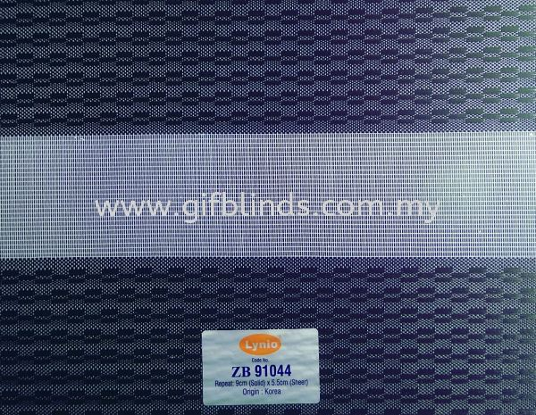 Zebra Blinds ZB91044 Zebra Blinds Sample ZB91041-44 Zebra Blinds Johor Bahru, JB, Johor, Malaysia. Supplier, Suppliers, Supplies, Supply | GIF Blinds (M) Sdn Bhd