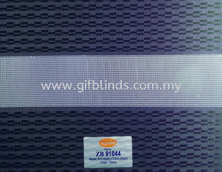 斑马卷帘 ZB91044 斑马卷帘样本 ZB91041-44 斑马帘   Supplier, Suppliers, Supplies, Supply | GIF Blinds (M) Sdn Bhd