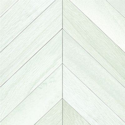 Gmelina Stained White Chevron