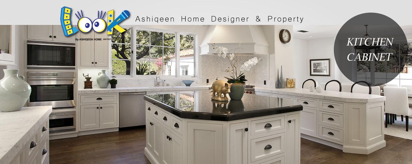 Kitchen Cabinet Sungai Petani