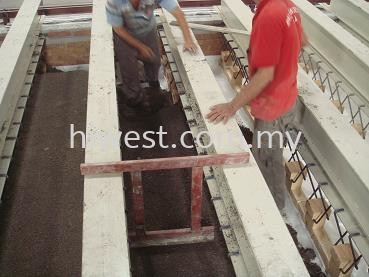Lightweight Roof Casting Refractory Services Equipments Selangor, Malaysia, Kuala Lumpur (KL), Shah Alam Supplier, Installation, Supply, Supplies | Hiwest Technology Sdn Bhd