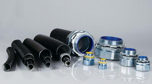 Watertight-Flexible-Conduit-Adaptor GI Conduit Pipe & Accessories Conduit Pipe & Accessories Johor Bahru (JB), Johor, Ulu Tiram, Malaysia Supplier, Suppliers, Supply, Supplies | Intech Electric Sdn Bhd