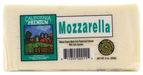 CM Mozzarella Cheese California Premium Cheese Cheese Kuala Lumpur (KL), Selangor, Malaysia Supplier, Supply, Supplies, Distributor | Five Star Gourmet Sdn Bhd