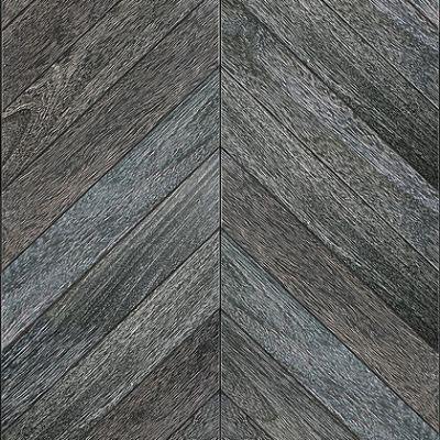 Gmelina Stained Black Chevron
