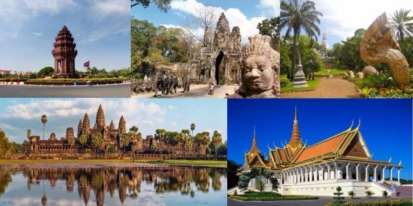 Cambodia Tour Malaysia, Selangor, Kuala Lumpur (KL). Package | Daily Holidays Sdn Bhd