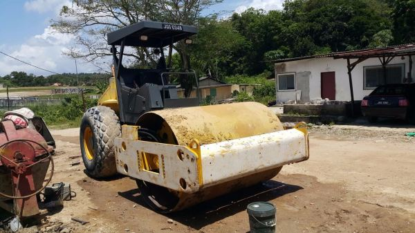 BOMAG BW211D-3 Roller Compactor Heavy Construction Products & Services Johor Bahru (JB), Malaysia, Ulu Tiram Supplier, Rental, Equipment, Machinery | Ecotrans Construction & Heavy Machinery Sdn Bhd