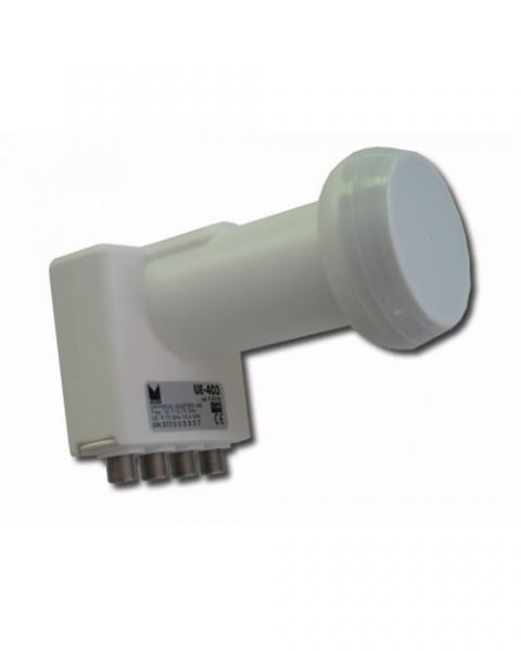 Alcad UE-403 LNB for Satellite Dish LNB SMATV Penang, Malaysia, Kimberley Street Supplier, Suppliers, Supply, Supplies | P.H.G Enterprise Sdn Bhd