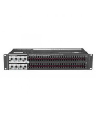 Phonic iA231F Dual Channel 31-Band Digital Graphic Equalizer with Feedback Detection