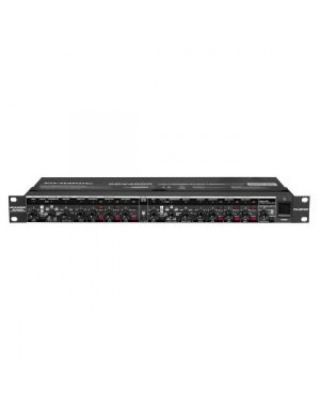 Phonic PCX 4000 High Precision Stereo 2/3-Way Mono 4-Way Crossover