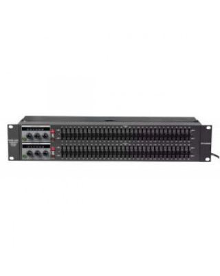Phonic GEQ3102F 31-band Stereo Graphic Equalizer