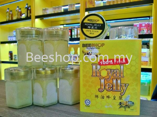 Fresh Royal Jelly 100gm x 6 FREE 100gm Others Malaysia, Kulai, Johor Bahru (JB) Supply, Supplier, Suppliers, Wholesaler | Eco Bee Shop Sdn Bhd