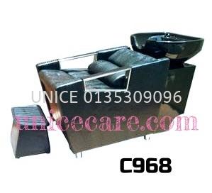 C968 Shampoo Bed Shampoo Bed SALON FURNITURE Johor Bahru JB Malaysia Supplier & Wholesaler | UNICE MARKETING SDN BHD