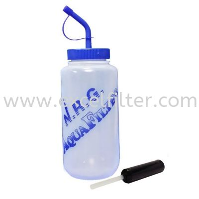 NRG Sport Bottle(Made In USA)+Filter Life Straw