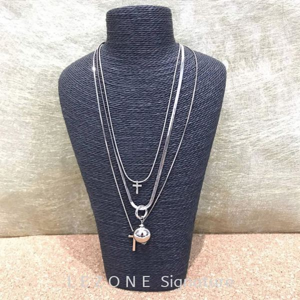 14K DESIGNER NECKLACE【RM39】 14K 玫瑰金项链 N400 14K 玫瑰金饰品   Supplier, Suppliers, Supply, Supplies | LE ZONE Signature