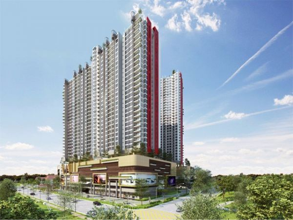 General View Platinum A5, Taman Danau Kota Completed Project - Air Conditioning and Ventilation Services Selangor, Sg Buloh, Malaysia Design, Installation, Maintenance | EAS Technologies Sdn Bhd / EAS M&E Services Sdn Bhd