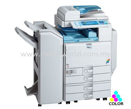 Ricoh Aficio MP C2800 / C3300 Refurbished Copier Copier Machine Johor Bahru (JB), Malaysia, Skudai, Batu Pahat Supplier, Supply, Supplies, Rental | Great Image Marketing Sdn Bhd