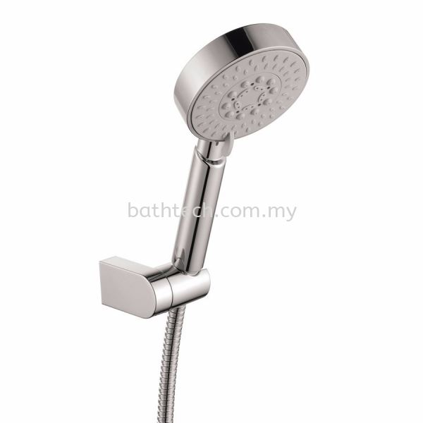 Caspian Hand Shower with Five Functions (300711) Johnson Suisse  Hand Shower Shower  Johor Jaya, Johor Bahru (JB), Johor. Supplier, Suppliers, Supply, Supplies | Bathtech Building Products Sdn Bhd