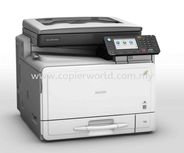 Ricoh Aficio MP C305SP Ricoh Brand New Copier Machine Copier Machine Johor Bahru (JB), Malaysia, Skudai, Batu Pahat Supplier, Supply, Supplies, Rental | Great Image Marketing Sdn Bhd