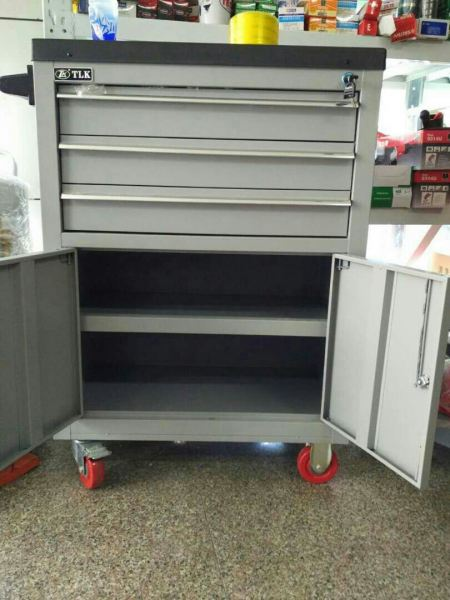 4Drawers Trolley with 200pcs Tools  Tools Cabinet Malaysia Johor Selangor KL Supply Supplier Suppliers | Acefield Automotive Equipment Tools Sdn Bhd