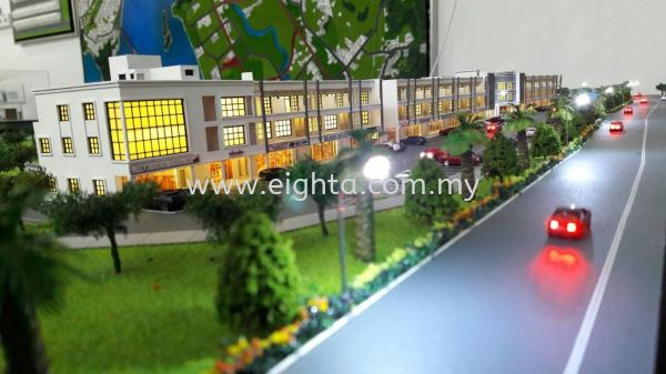 BELMONT Resideces BELMONT Resideces GTM Land & Property Sdn Bhd Building Model Layout Malaysia, Penang Building, Model, Maker, Services | Eight A Model Sdn Bhd