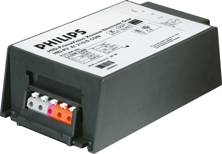 PHILIPS HID-PV Xt 210 SON C2 208-277V