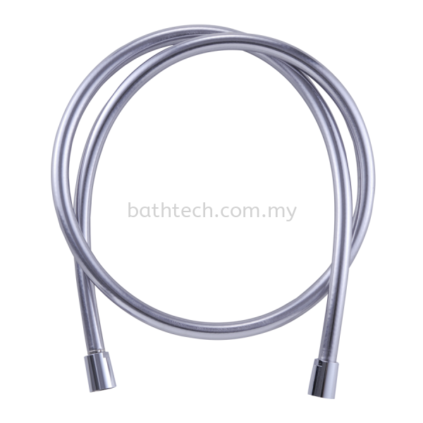 PVC Shower Hose In Silver Colour , Length : 1.5 m (300756) Johnson Suisse  Shower Accessories Shower  Johor Bahru (JB), Malaysia, Johor Jaya Supplier, Suppliers, Supply, Supplies | Bathtech Building Products Sdn Bhd