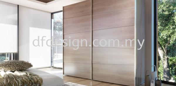 Built In Wardrobe Johor Bahru (JB), Bandar Dato Onn, Setia Indah Design, Services, Renovation, Contractor | DF Design Sdn Bhd