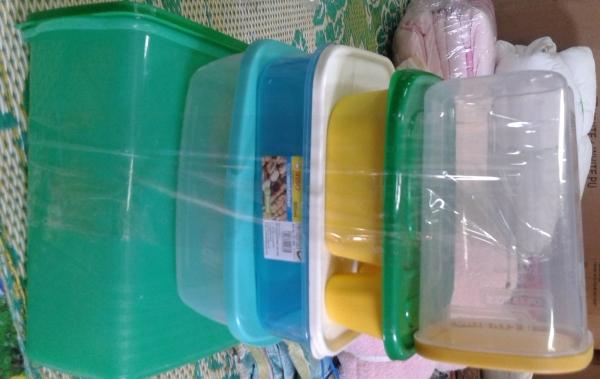 Plastic Container Kitchen Item  Selangor, Kuala Lumpur (KL), Malaysia, Kajang, Hulu Langat Supplier, Suppliers, Supply, Supplies   Best Secondhand Shop