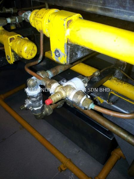 Gas Piping System Selangor, Malaysia, Kuala Lumpur (KL), Puchong Service, Supplier, Contractor, Company   Kitchenlink Gas System Sdn Bhd