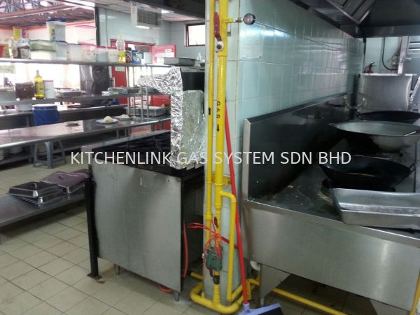 Gas Piping System Selangor, Malaysia, Kuala Lumpur (KL), Puchong Service, Supplier, Contractor, Company | Kitchenlink Gas System Sdn Bhd