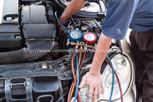 AC Repair / Recharge Vehicle Air Conditioner Our Speacialist Services Selangor, Malaysia, Kuala Lumpur (KL), Shah Alam Supplier, Suppliers, Supply, Supplies | Frost Point Commerce Sdn Bhd