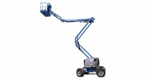 Z45/25J Battery Genie Articulate Boom Lift Malaysia, Selangor, Kuala Lumpur (KL), Shah Alam Rental, Supplier, Supply, Service | Gorly Equipment Sdn Bhd