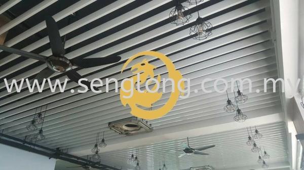 Outer Kao Yoong Glass and Aluminium Works / Gao Yong Glass and Aluminium Works Sdn Bhd Johor, JB, Ulu Tiram  | Seng Long Trading Sdn Bhd