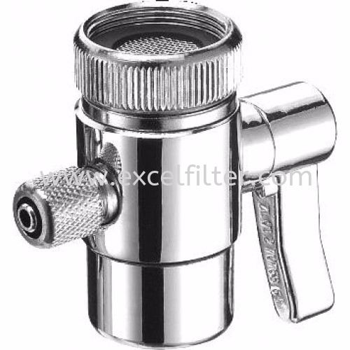 1/4 1 WayDiverter Valve with Nut Valve Filter Parts & Accessories Selangor, Malaysia, Kuala Lumpur (KL), Cheras Supplier, Suppliers, Supply, Supplies   Excel Filter Sdn Bhd